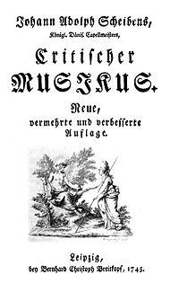 200px-Scheibe_Der_critische_Musicus_1745_Titel